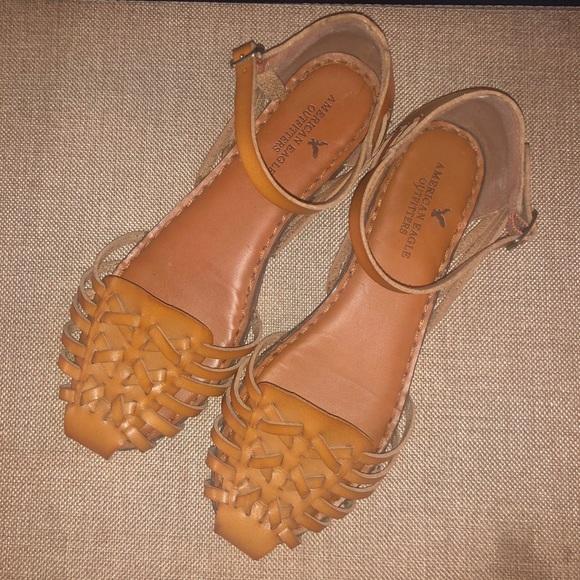 American Eagle Huarache Sandals Sz